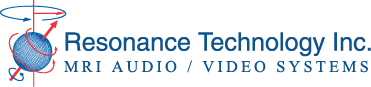 Resonance Technology Inc. | MRI Audio / Video Systems